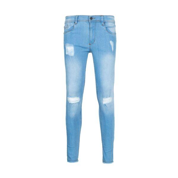 شلوار جین زنانه کد FWJ1714-4
