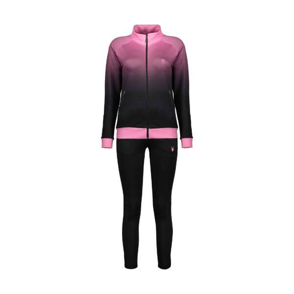ست سویشرت و لگینگ ورزشی زنانه کد SUPA01-307